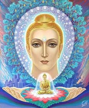 Musíte vybudovat pyramidu Božské Reality ve svém vlastním vědomí.  Gautama Buddha 10. března 2005